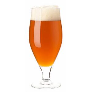 cerveza color ambar perfecta