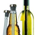 Original Regalo Enfriador de Vino y Cerveza Set de...